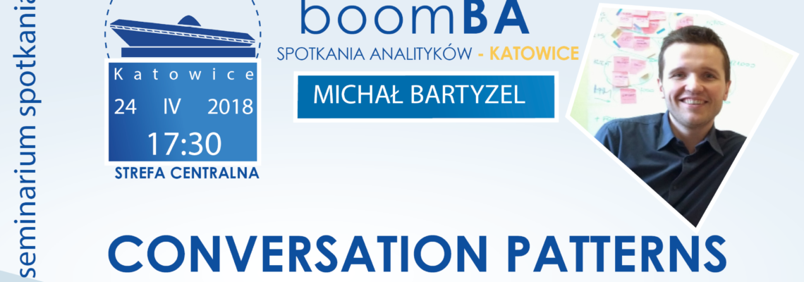 Katowice_Conversation pattaern